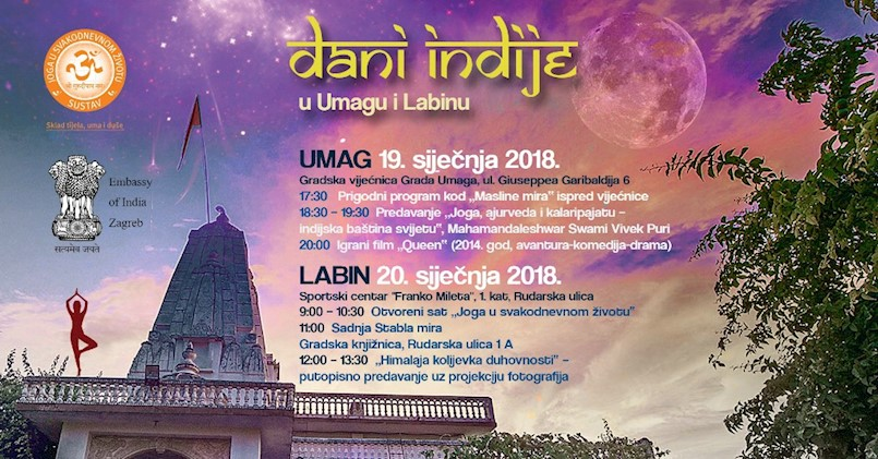 Dan Indije u Labinu