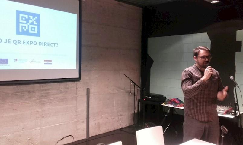 Lloyds design predstavio projekt QR EXPO DIRECT