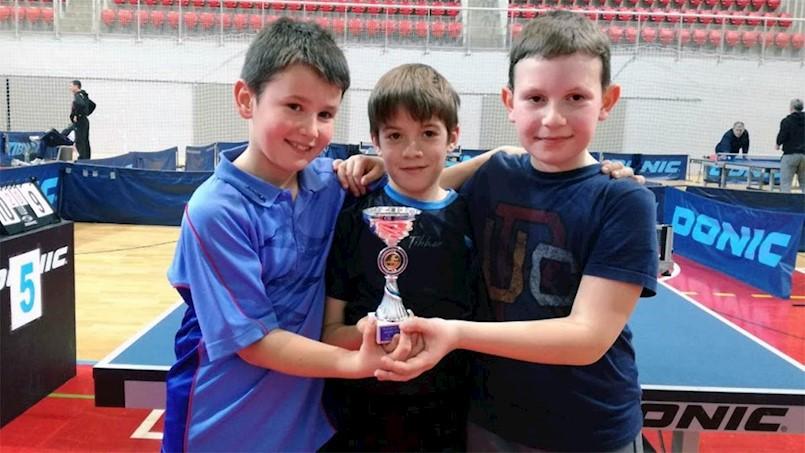 Ekipa STK Brovinja osvojila 3. mjesto na natjecanju Primorsko istarsko goranske regije za najmlađe kadete