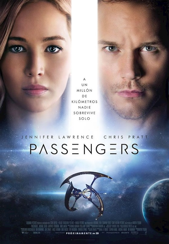 Filmoteka:  Passengers (2016)