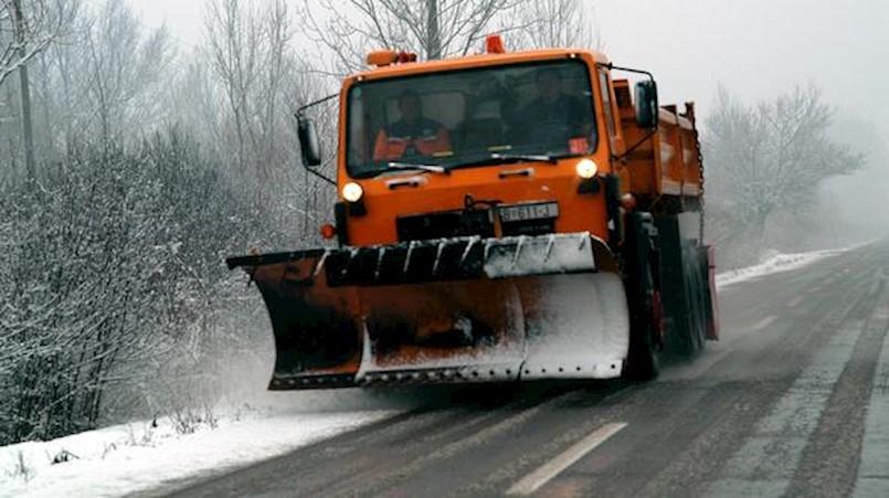 [OBAVIJEST] Zimski uvjeti na cestama / Raspored čišćenja snijega na Pićanštini
