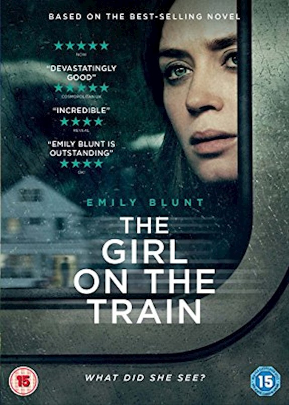 Filmoteka: The Girl on the Train (2016)