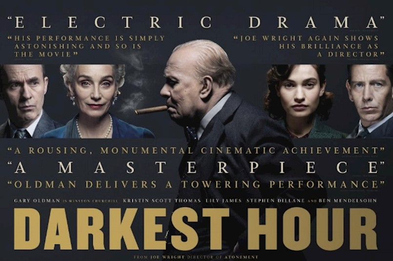 Filmoteka: Darkest Hour (2017)