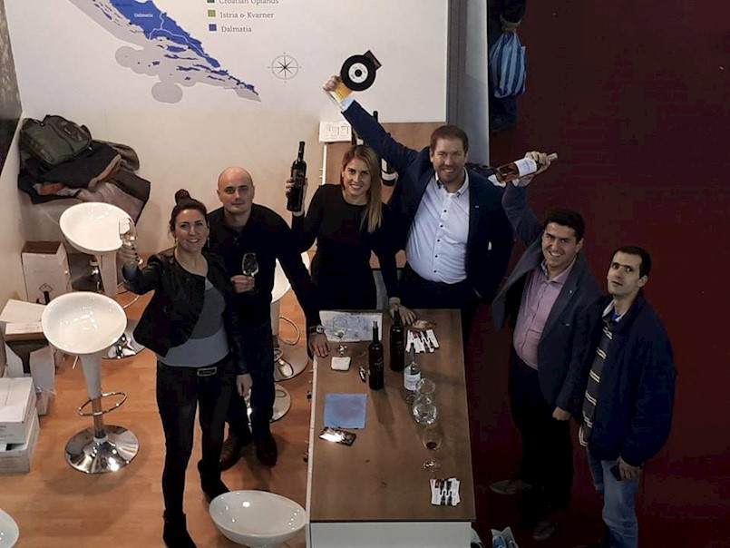 Vinarija San Martino dobitnik nagrade za najboljeg izlagača na beogradskom vinskom sajmu BeoWine