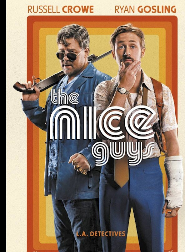 Filmoteka: The Nice Guys (2016)