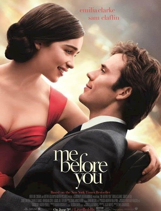 Filmoteka:  Me Before You (2016)