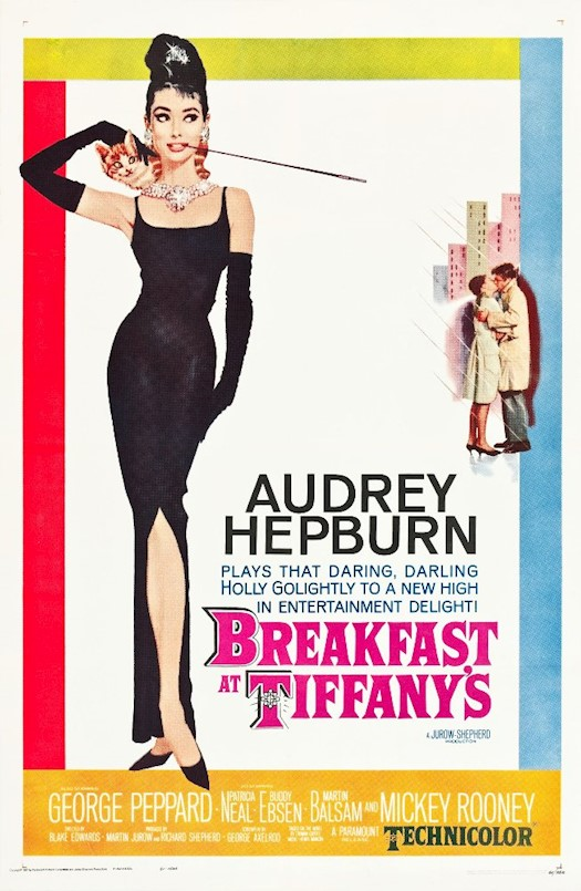 Filmoteka:  Breakfast at Tiffany's (1961)