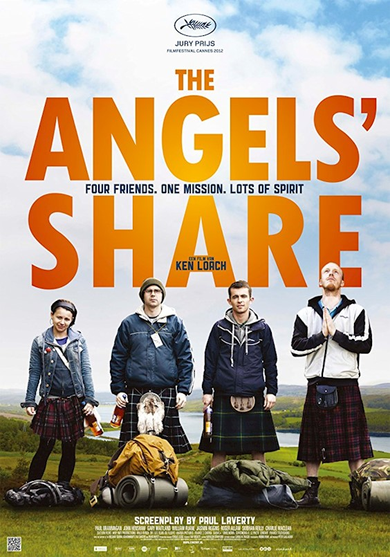 Filmoteka:  The Angels' Share (2012)