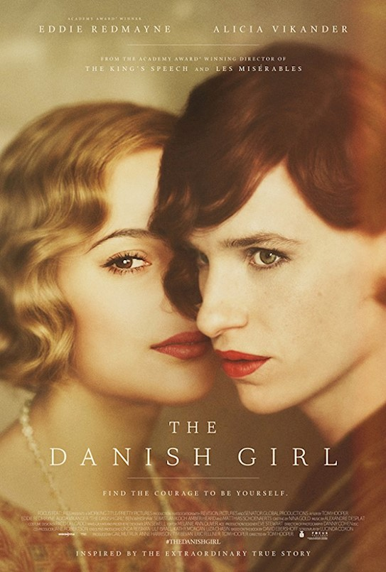 Filmoteka:  The Danish Girl (2015)