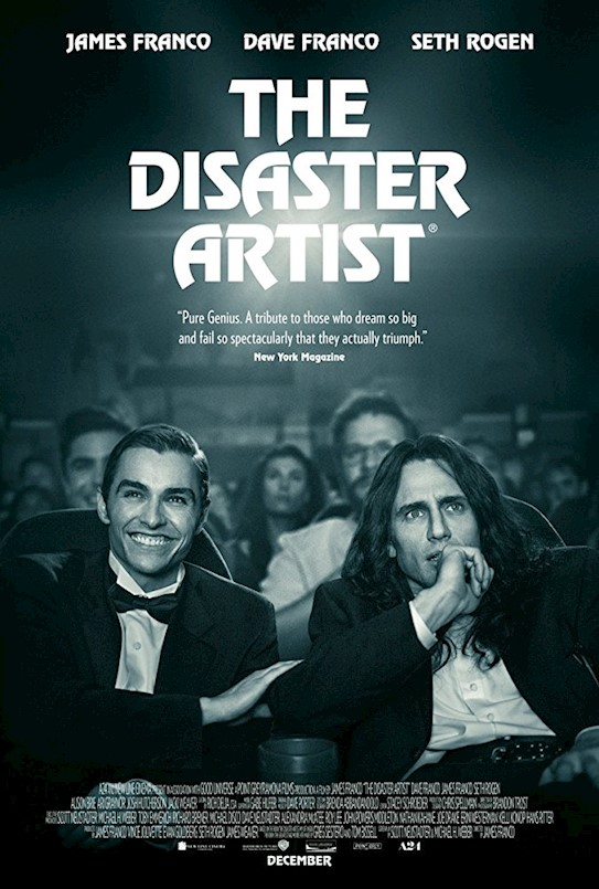 Filmoteka:  The Disaster Artist (2017)