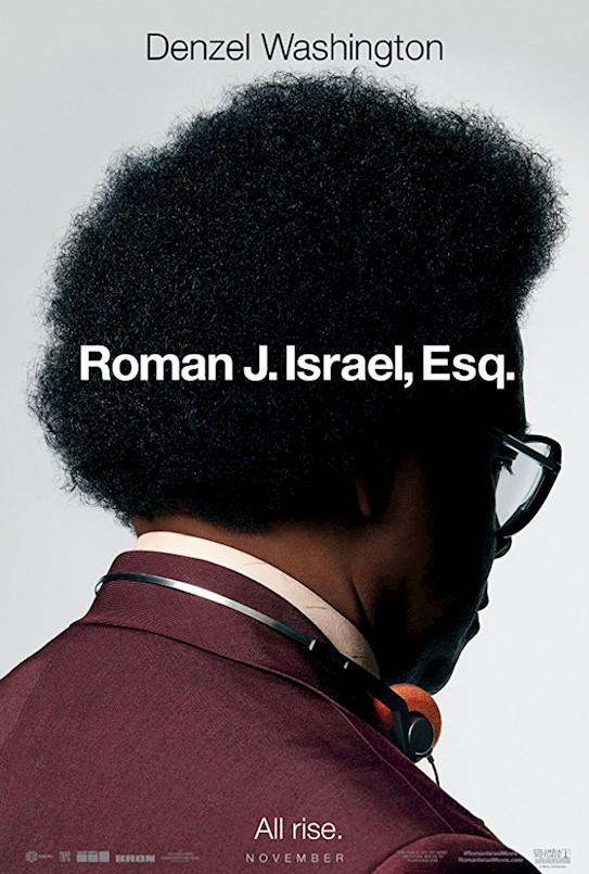 Filmoteka:  Roman J. Israel, Esq. (2017)