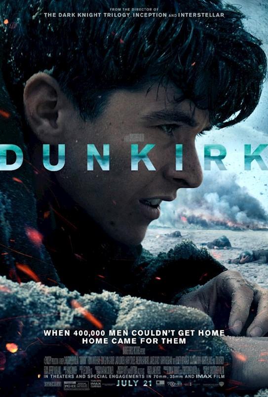 Filmoteka:  Dunkirk (2017)