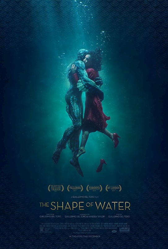Filmoteka:  The Shape of Water (2017)