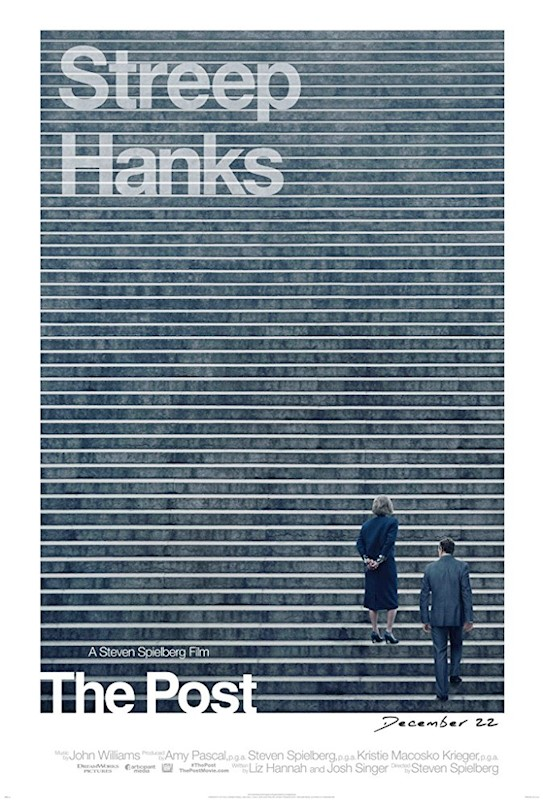 Filmoteka:  The Post (2017)