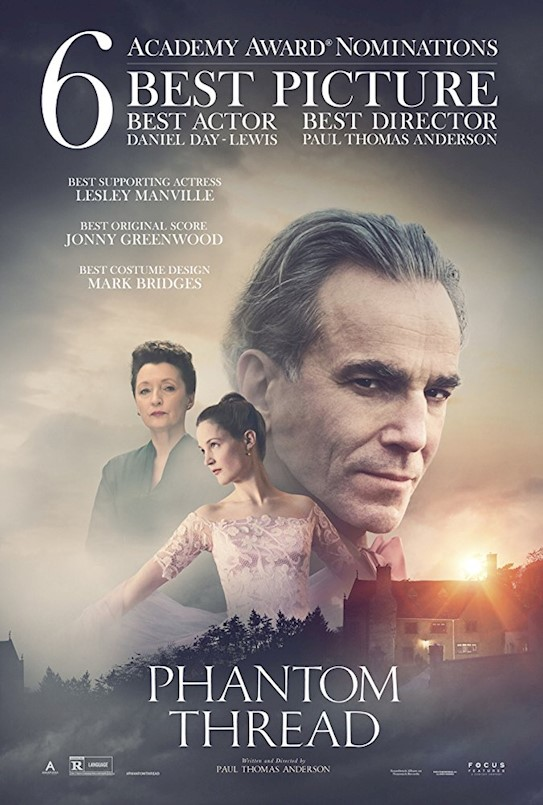 Filmoteka:  Phantom Thread (2017)