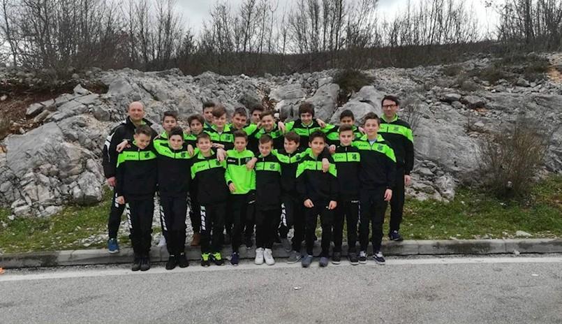 Mlađi pioniri  NK Rudara igrali na međunarodnom turniru u Međugorju
