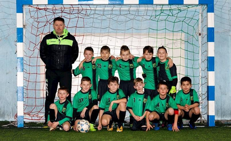 Rudarova najmlađa nogometna selekcija sudjelovala na Adria Oil Rispect Cupu
