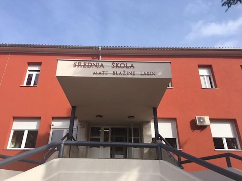 Srednja škola Mate Blažine Labin: Informativni dan za roditelje  u srijedu 21.3.2018. od 17.00 do 18.00 sati