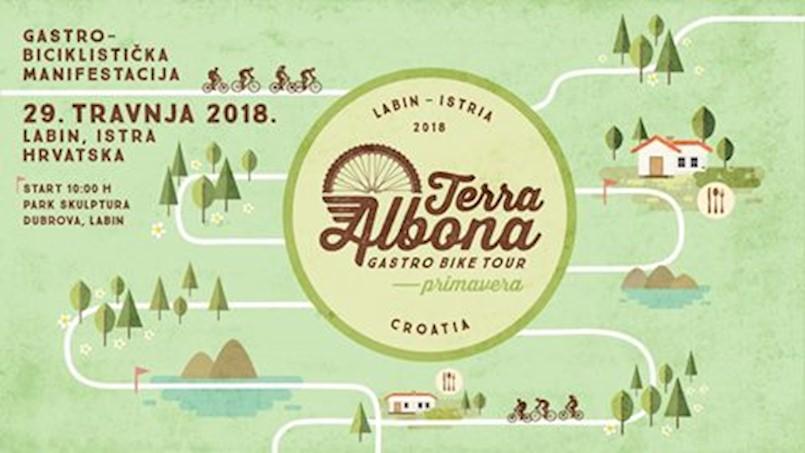 Gastro-biciklistička manifestacija Terra Albona 29.04.2018. u Labinu