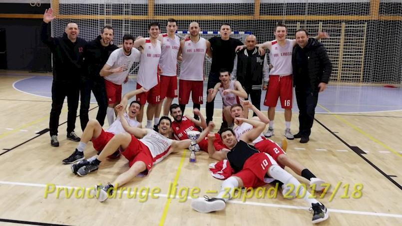 KK Rudar Labin osvojio naslov u A2 ligi Zapad