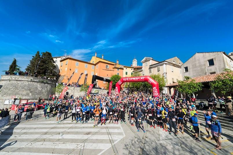 Rekordan broj trkača na 6. izdanju utrke 100 milja Istre  od 06. do 08. travnja 2018. godine