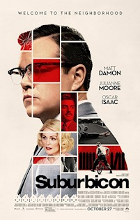 Filmoteka: Suburbicon (2017)
