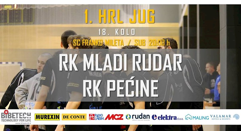 Raspored utakmica RK Mladog rudara za vikend
