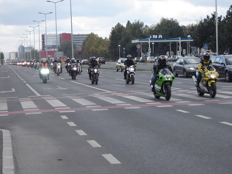 PU Istarska: Motociklisti i mopedisti, oprez!