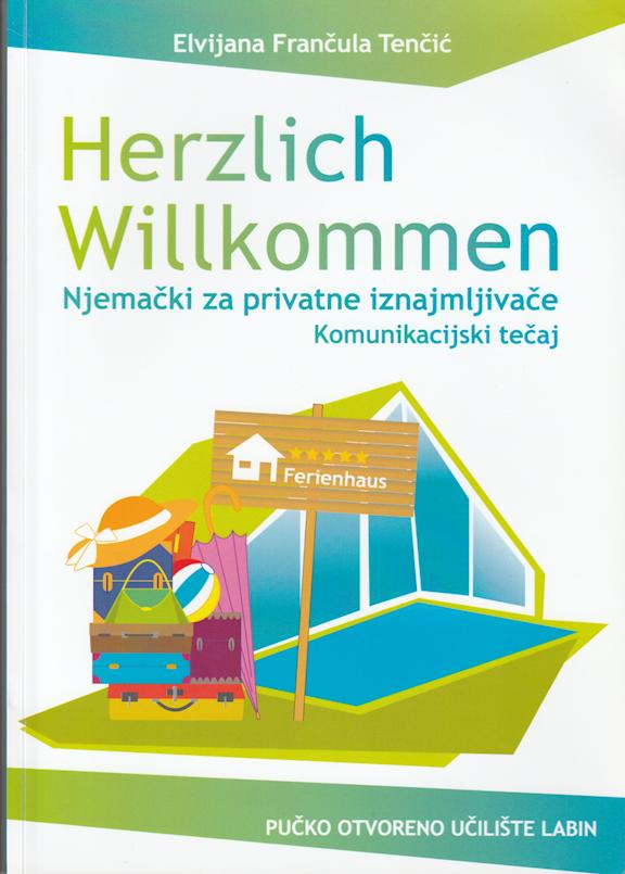 "Promocija priručnika ""HERZLICH WILLKOMMEN - NJEMAČKI ZA PRIVATNE IZNAJMLJIVAČE"""