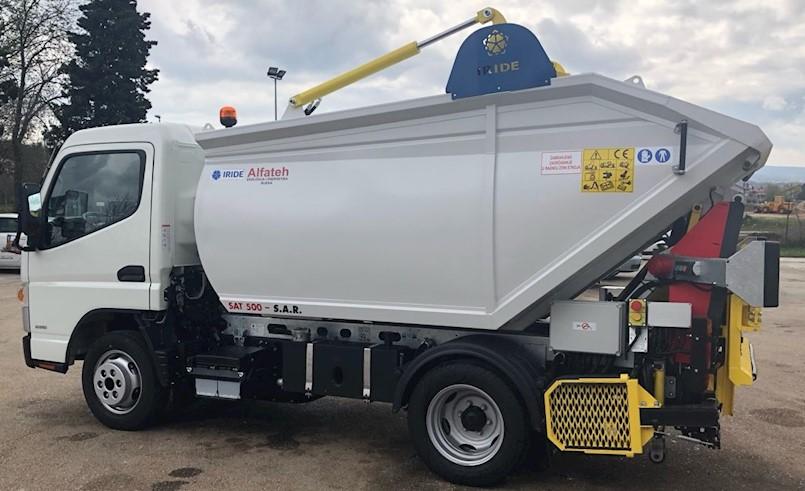 Preuzeto novo vozilo za sakupljanje i odvoz otpada  i opremljeno sustavom za identifikaciju posuda za otpad