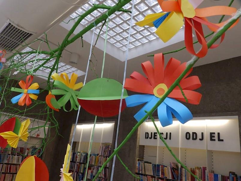 U Gradskoj knjižnici Labin obilježen Međunarodni dan dječje knjige raznim aktivnostima