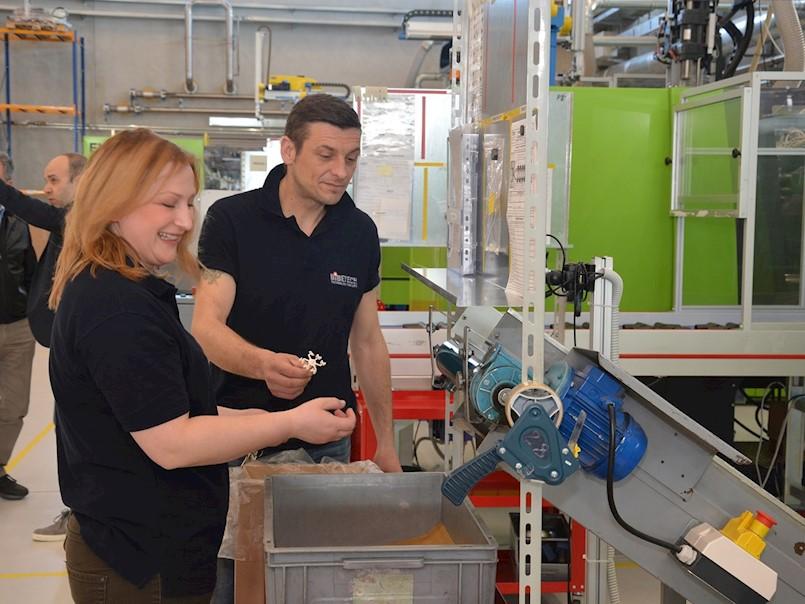 Poduzetnika sve više - Labin dobio još jednu tvornicu, talijanski Bibitech