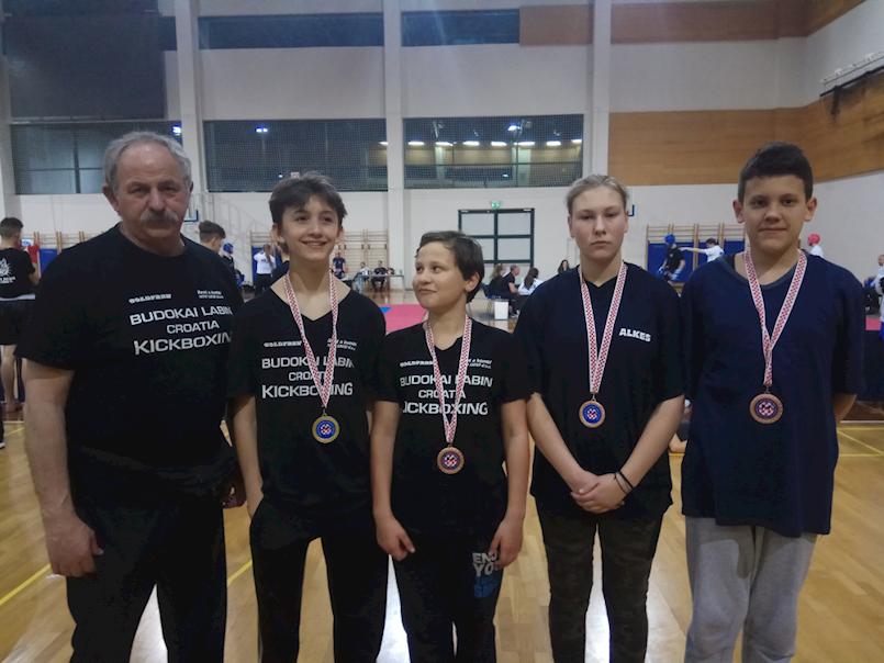 Alan Tursunović prvak Hrvatske u lightcontactu za juniore