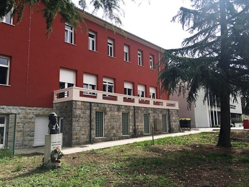 U labinskoj Srednjoj školi obilježena 73. obljetnica smrti Mate Blažine
