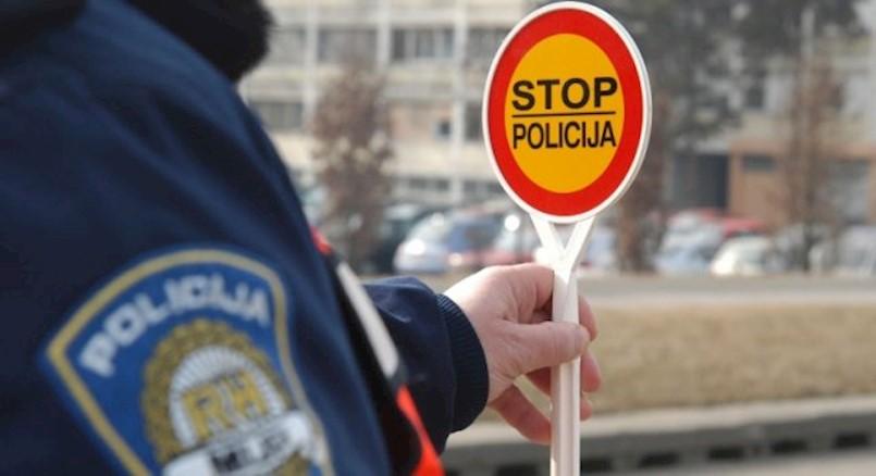 Pogledajte na kojim će lokacijama u Istri policija provoditi akciju '24-satni nadzor brzine' / od 6 sati ujutro 18. travnja do 6 sati ujutro 19. travnja