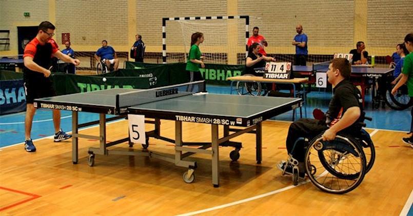 Dean Nišandžić četvrti na PH u stolnom tenisu  za osobe s invaliditetom
