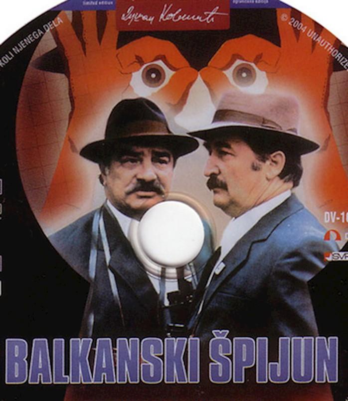 Filmoteka: Balkanski špijun (1984)