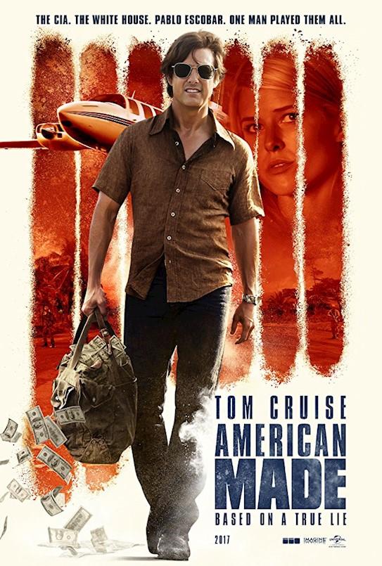 Filmoteka: American Made (2017)