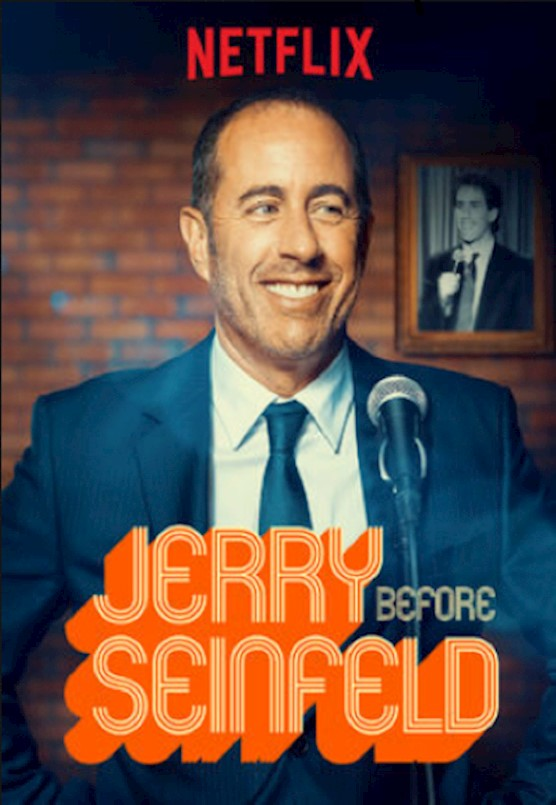 Filmoteka: Jerry Before Seinfeld (2017)