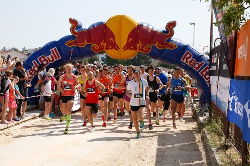Labinski triatlonci u Omišlju i Medulinu
