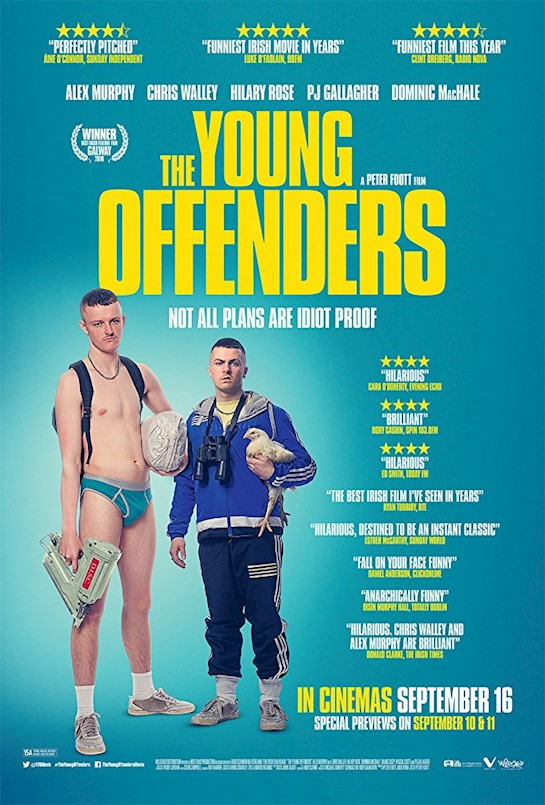 Filmoteka: The Young Offenders (2016)