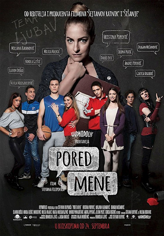 Filmoteka: Next to Me (2015) Pored mene (original title)
