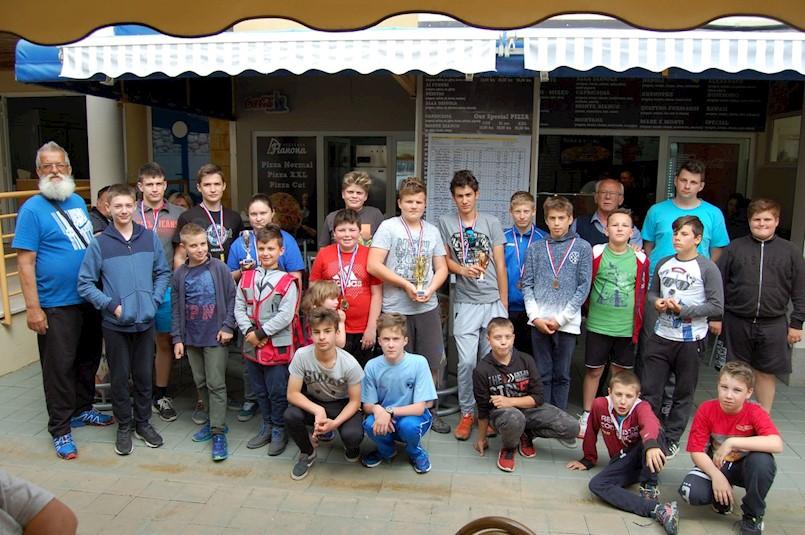 Održano  Međuopćinsko prvenstvo istočne Istre za kategoriju juniora U16 štap obala