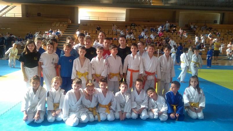 JK Ippon nastupio na međužupanijskom turniru Ippon održanom u Sportskom centru Zamet u Rijeci