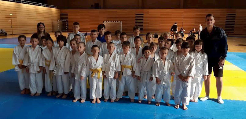 JK Meto sudjelovao na Drugom međužupanijskom judo turniru u Rijeci