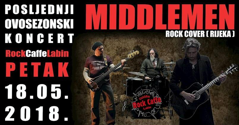U Rock Caffeu ovaj petak posljednji ovosezonski koncert