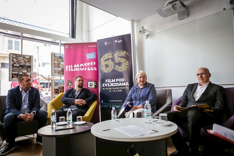 Objavljen hrvatski program 65. Pulskog filmskog festivala: 10 hrvatskih filmova i 5 koprodukcija u konkurenciji za Zlatne arene