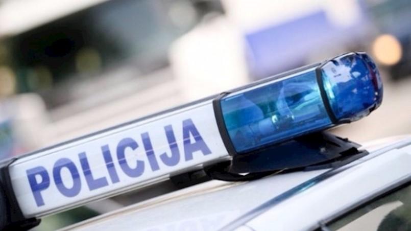 Automobil okrznuo dijete: Prometna nesreća proteklog vikenda