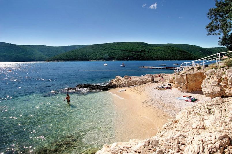 Kakvoća mora na istarskim plažama izvrsna