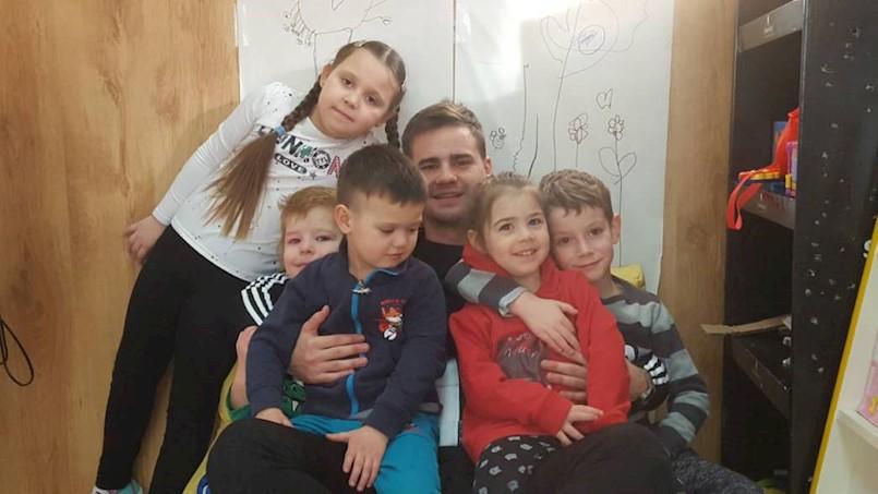 Denis Aličajić prvi muški odgojitelj u labinskom dječjem vrtiću